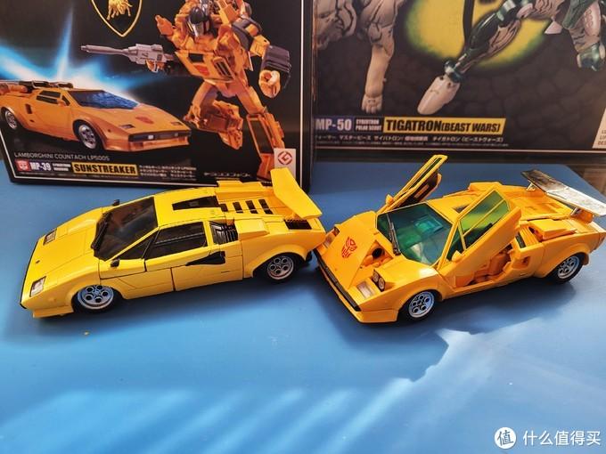 同样的车型,不同的设计思路,跨越时代的产品