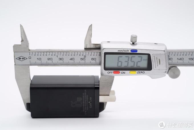 拆解报告:Baseus倍思65W 2C氮化镓快充充电器
