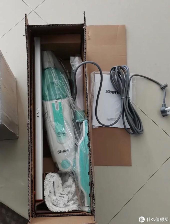 140购入shark蒸汽拖把随手改造拖布不好洗的缺陷