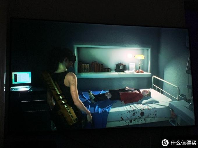 ps4 silm 游戏模式未开启HDR