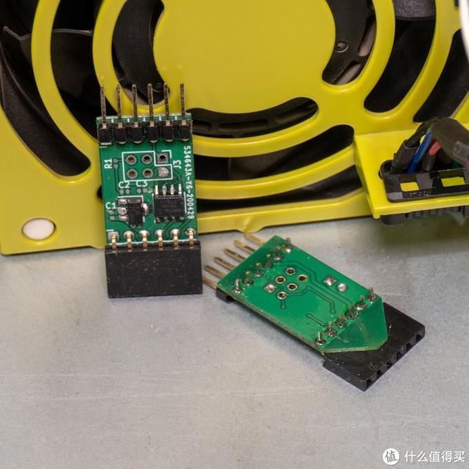 弃坑的 Arduino 智能调速板