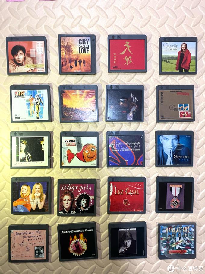 2020我的老耳机、磁带机、CD机、MD机、唱片收藏总结