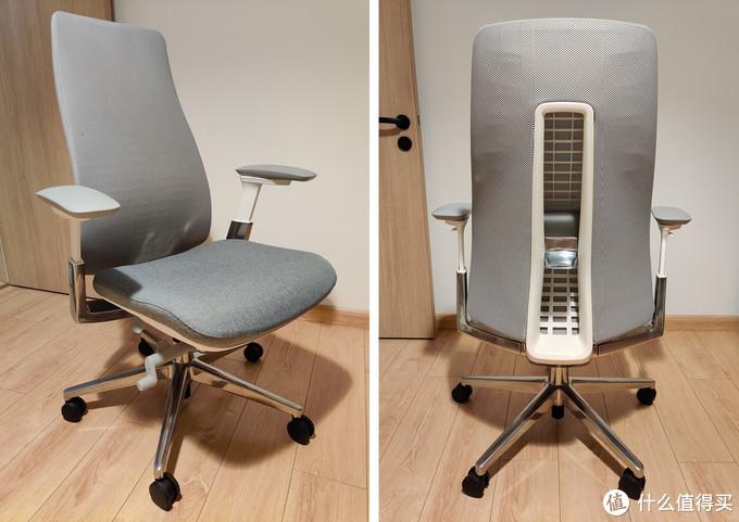 Haworth Fern人体工学椅