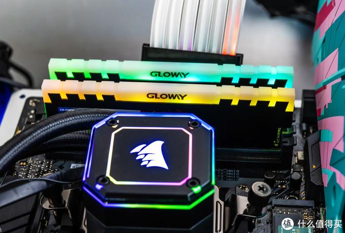 高频内存条初体验,光威血影系列3600MHz RGB灯条开箱