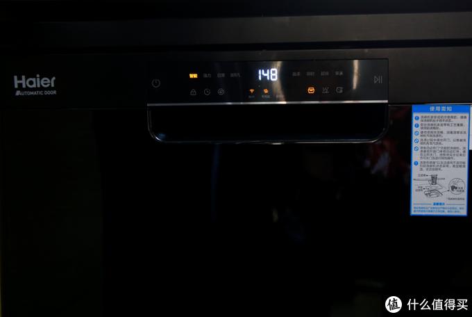 洗碗机不仅要洗得净,更要洗得干:国货之光海尔智能开门烘干消毒洗碗机