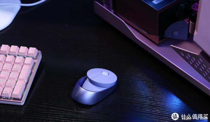 给老婆的新年礼物,雷柏 ralemo Air 1 无线鼠标上手试玩