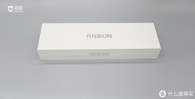 安顿预警手表4A包装盒