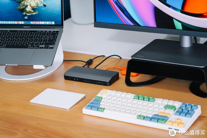 完美解决M1 MacBook接口不足的扩展难题,聊聊Zikko 即刻雷电3扩展坞