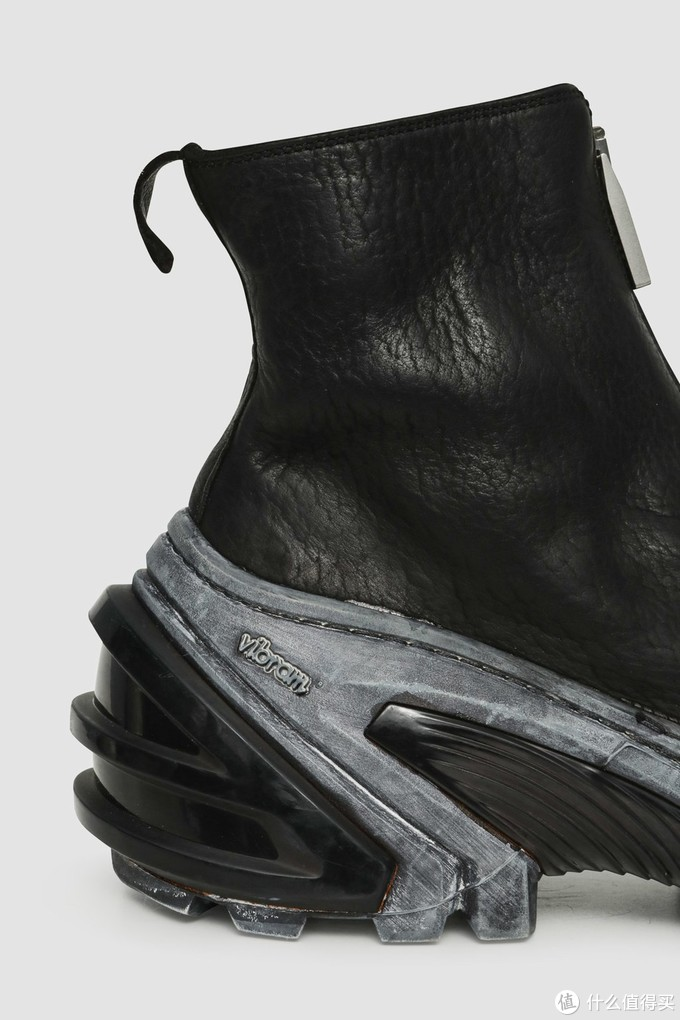vibram鞋底一同被染的效果,ALYX x GUIDI,摘自ALYX官网