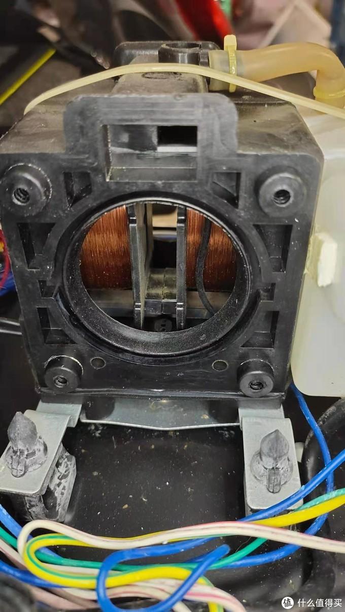 赌一把,某鱼收来的HKC850A+故障直风热风枪简单拆机维修