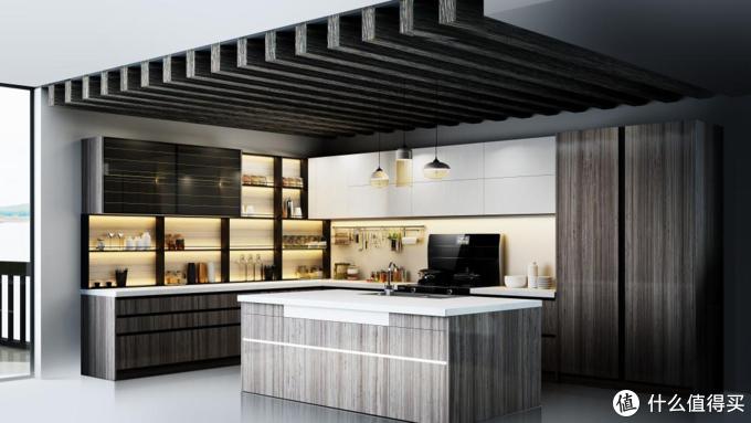 开放式厨房到底选集成灶好还是油烟机好?