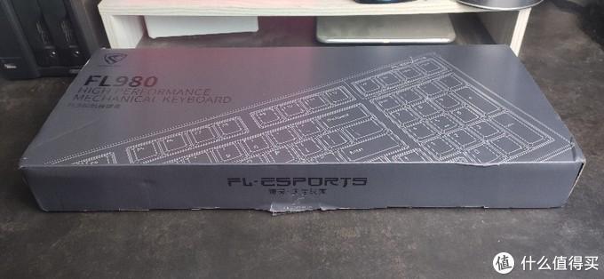 又拿客制化用量产价格卖!腹灵FL980机械键盘张大妈首发评测