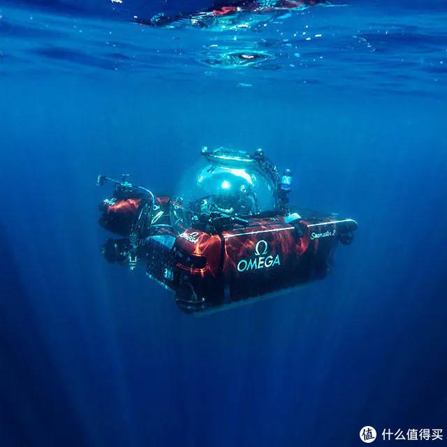 欧米茄海马300米Nekton特别版,乍一看有点劳力士游艇的感觉