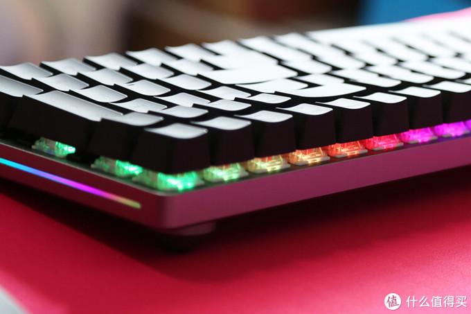 铝厂新成员:DarmoShark K1 96配列 无线机械键盘体验