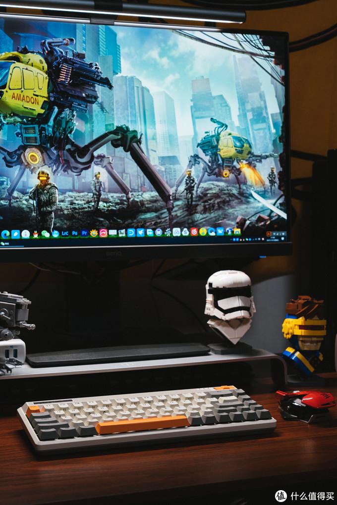精巧打造品位生活桌面,让复古韵味不一样:杜伽Fusion键盘