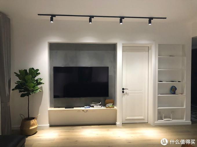 客厅影视墙