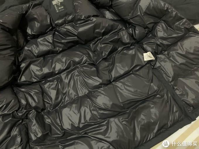 首发开箱黑冰F8523派克羽绒大衣!