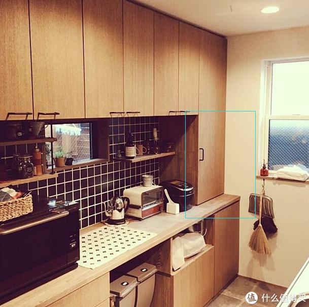 这里收纳不好,厨房自然变小!
