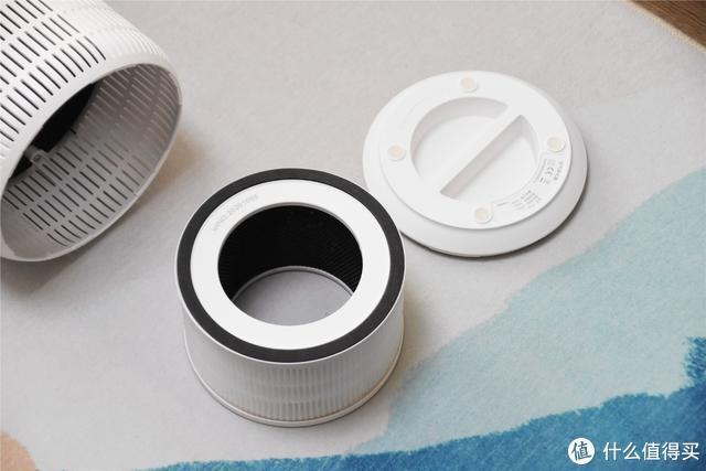 这可能是最小的空气净化器,小空间专属的,海说Fillo净化器