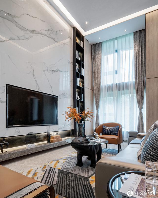 广州夫妇的新家,69㎡复式小公寓,全屋坚持时尚风,处处有亮点