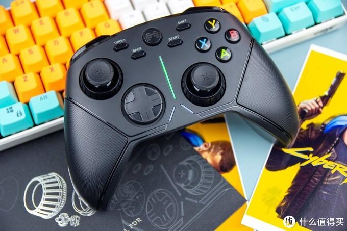 7档变速、机械按键、三档可调,国产游戏手柄阿修罗3上机评测