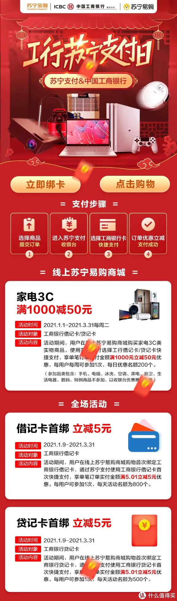 工商银行 中信银行 邮储银行 云闪付等热门优惠活动推荐 20210112
