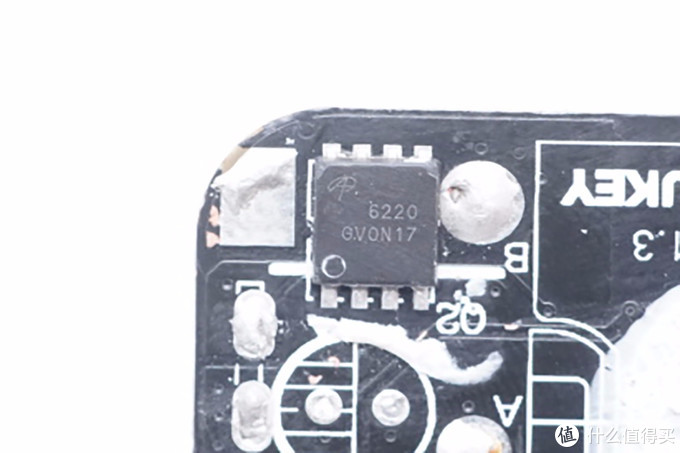 拆解报告:AUKEY傲基双C口63W快充充电器PA-D51