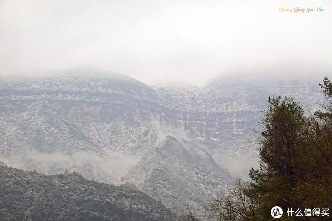 重庆难得的滑雪胜地,冬日里的金佛山,南方人也能看雪了
