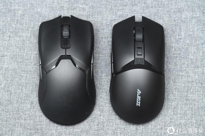 200元的国产无线轻量化游戏鼠标黑爵i309pro