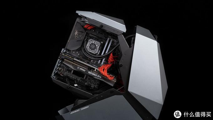 10700K+银欣冰钻水冷+微星RTX 3090顶配装机,4K游戏创作内容通吃