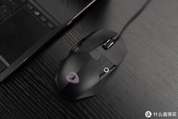 达尔优A970游戏鼠标评测:空键程困扰就此拜拜