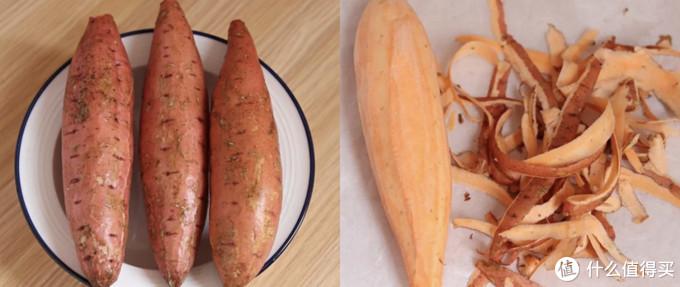 红薯最好吃的做法没有之一,外酥里糯,香甜可口