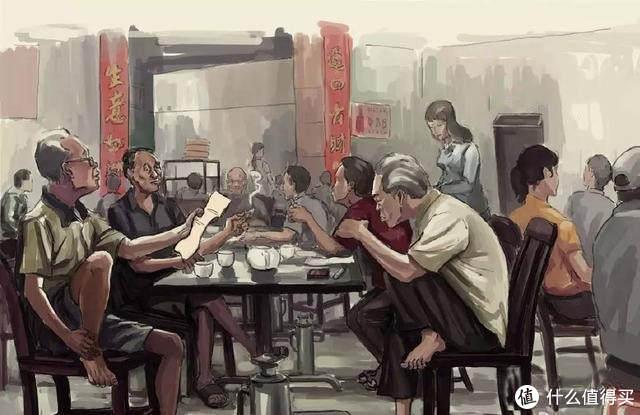 海南本地人推荐的老爸茶店,绝对零游客,尽显最接地气的海口风味!