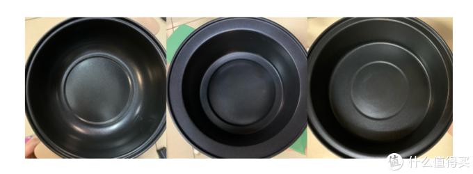 三款电火锅都容易用湿巾擦拭干净,容易清洁。用湿巾擦干净的三款锅跟新买的没区别,可见清洁的容易。