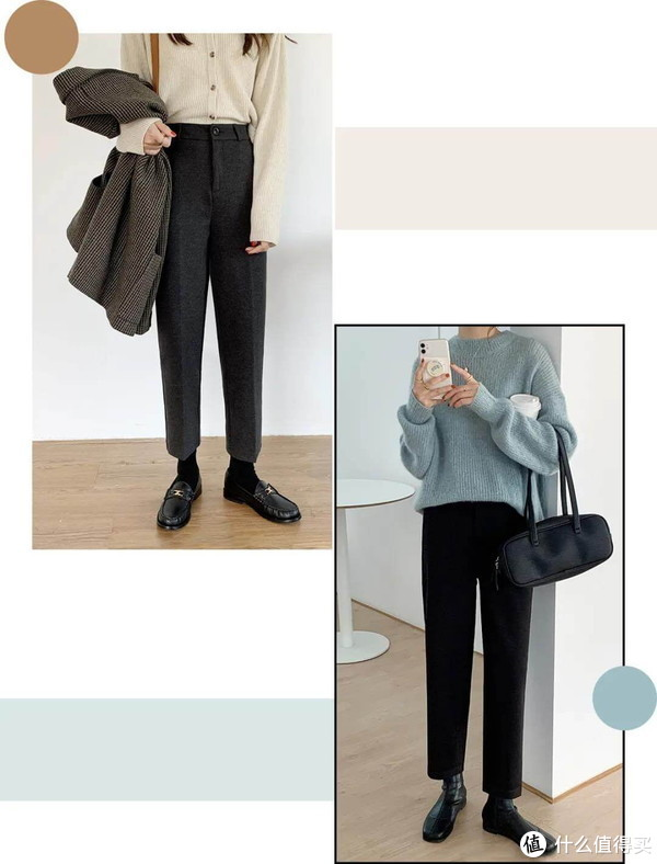 今年冬季5大显瘦神仙裤,非这几款莫属