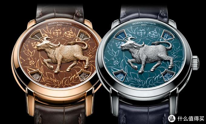 牛年要牛气,这些品牌谁的表更牛?