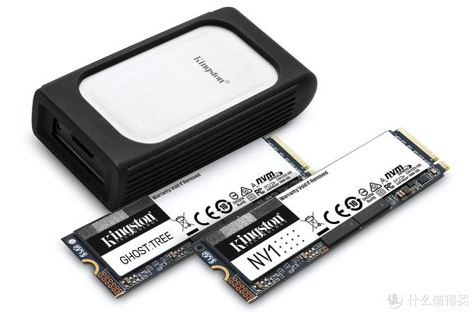 金士顿发布Gen 4.0 NVMe高速SSD、XS2000等固态硬盘新品