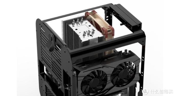 ITX机箱+核显+便携屏,显卡寒冬下,我的移动工作机!