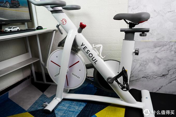 YESOUL野小兽S1动感单车,骑行健身、畅玩无忧