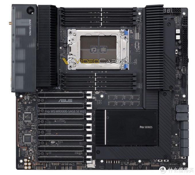 "AMD宣布Threadripper Pro""撕裂者""专业版零售,最高64核、8通道内存"