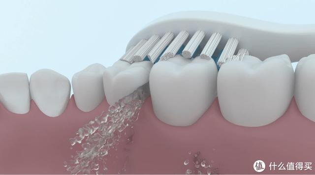 声波牙刷和电动牙刷有什么区别?哪一种清洁力更强?