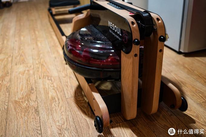 居家健身新选择:野小兽R40划船机体验
