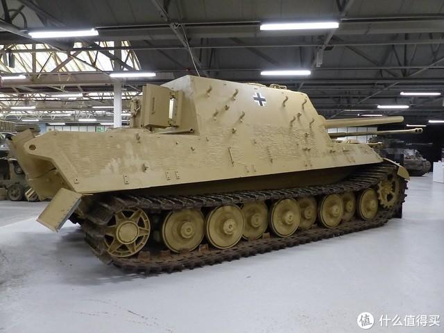 2018年10月,博文顿坦克博物馆将其重涂为黄色,更接近当初其被缴获时的状态。这也是现今世界上唯一保留下来的保时捷猎虎实车。