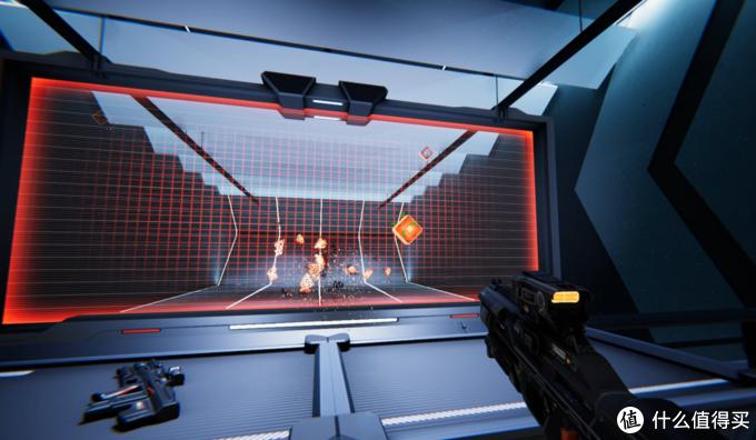 《ROG Citadel XV》中的射击游戏