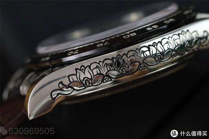 大c论表:MAD劳力士迪通拿手工雕花,与众不同的腕表改装