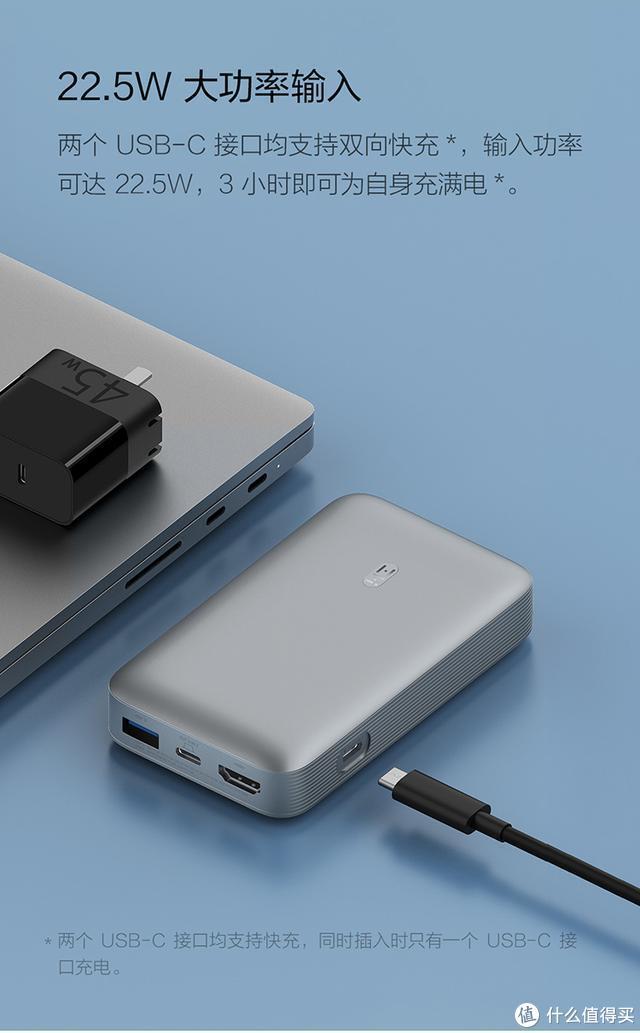ZMI多功能移动电源,日常使用最不能缺少的好伙伴