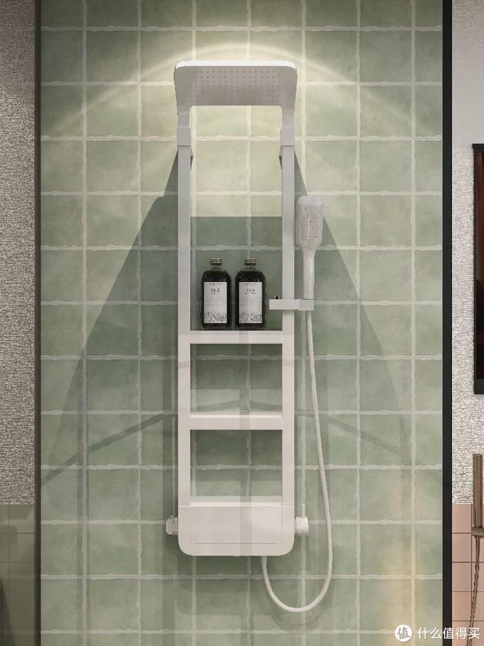 每天用五星酒店的花洒🚿洗澡是什么体验❓