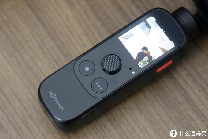 橙影智能摄像机体验,便携又方便:Vlog最佳解决方案