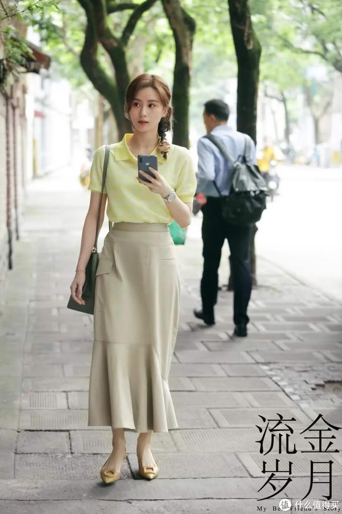 跟着刘诗诗学穿搭,下个文艺气质女神就是你!