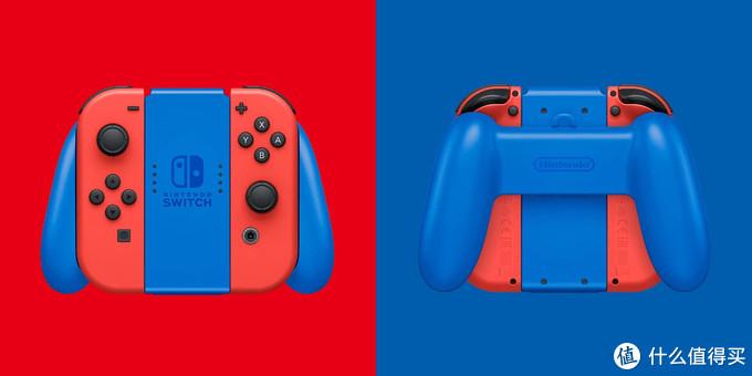 """没有等来SwitchPro却先等来了它!""""马力欧限定红蓝Switch主机""""国行同步哦!"""